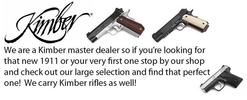 kimber guns